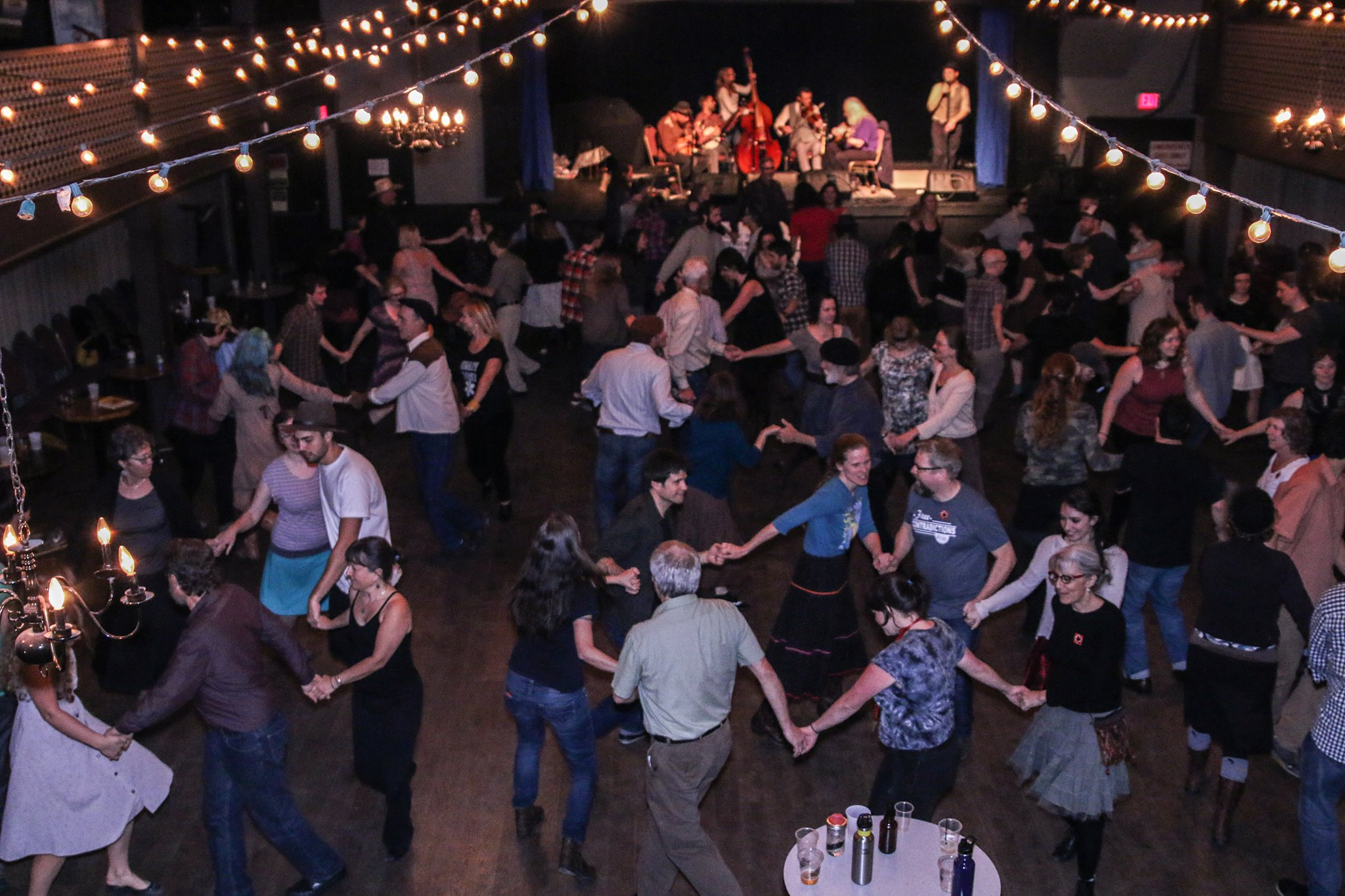 Old Time Dance Party At The Wise Hall Wise Hall